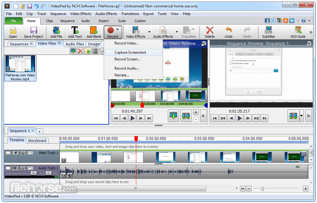 VideoPad Video Editor Download (2021 Latest) for Windows ...