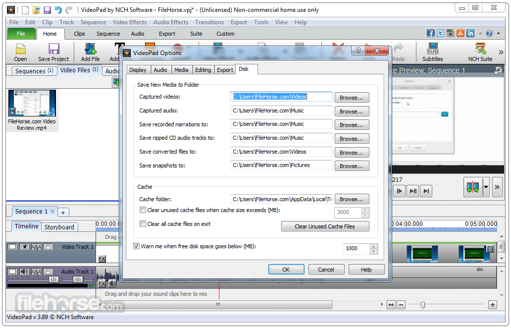 videopad video editor free serial key