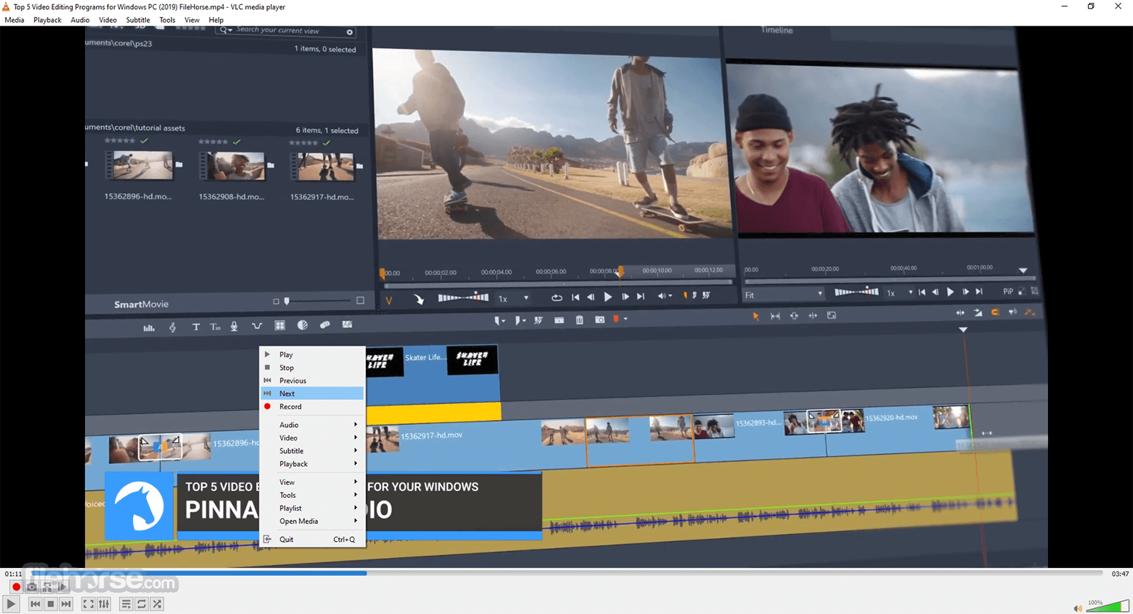 VLC Media Player (64-bit) Download (2020 Latest) for Windows 10, 8, 7