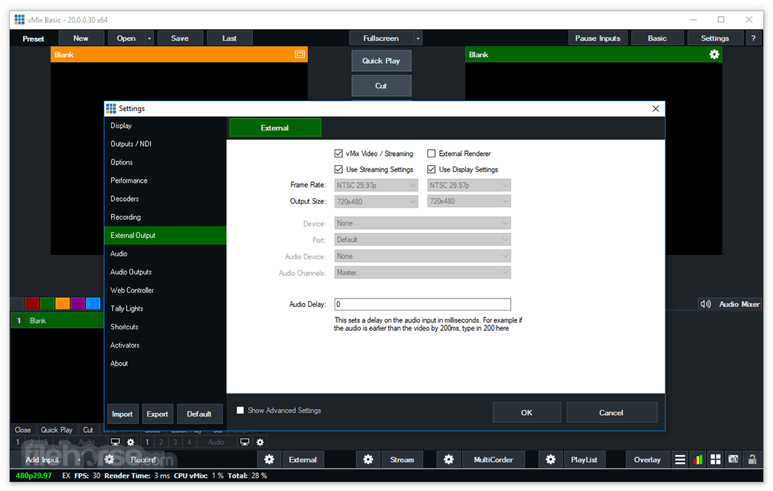 vMix Download (2019 Latest) for Windows 10, 8, 7