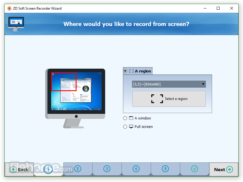 ZD Soft Screen Recorder 11.3.0 Screenshot 2