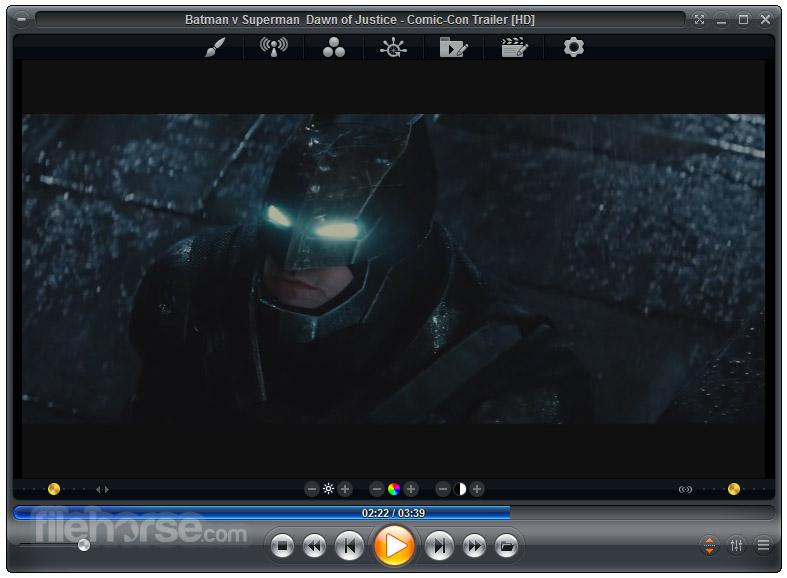 Zoom Player MAX 14.0.0 Captura de Pantalla 1