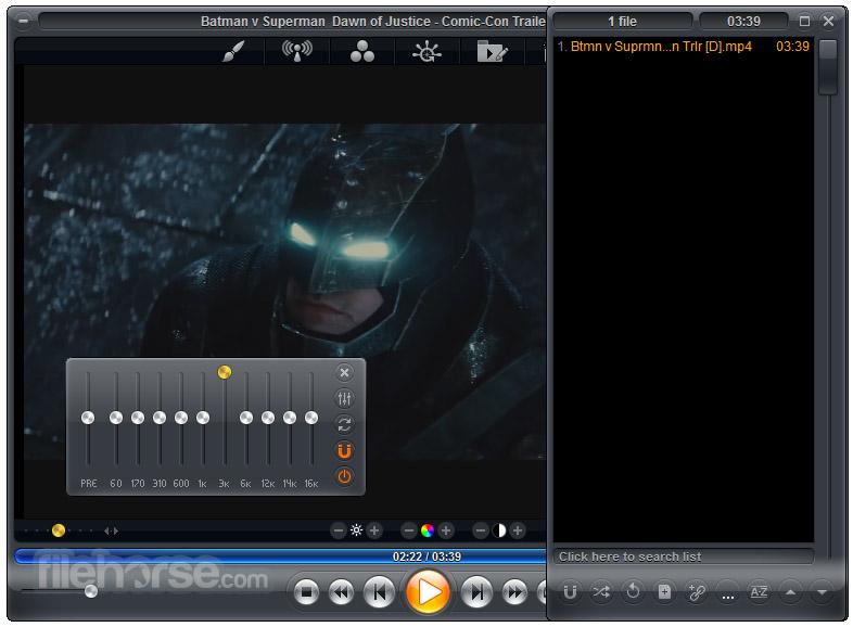 Zoom Player MAX 14.0.0 Captura de Pantalla 3