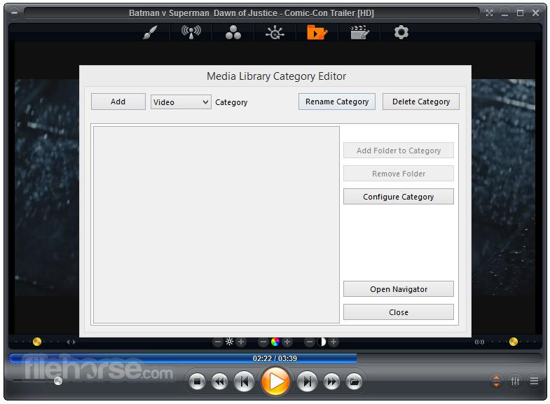 Zoom Player MAX 14.0.0 Captura de Pantalla 4